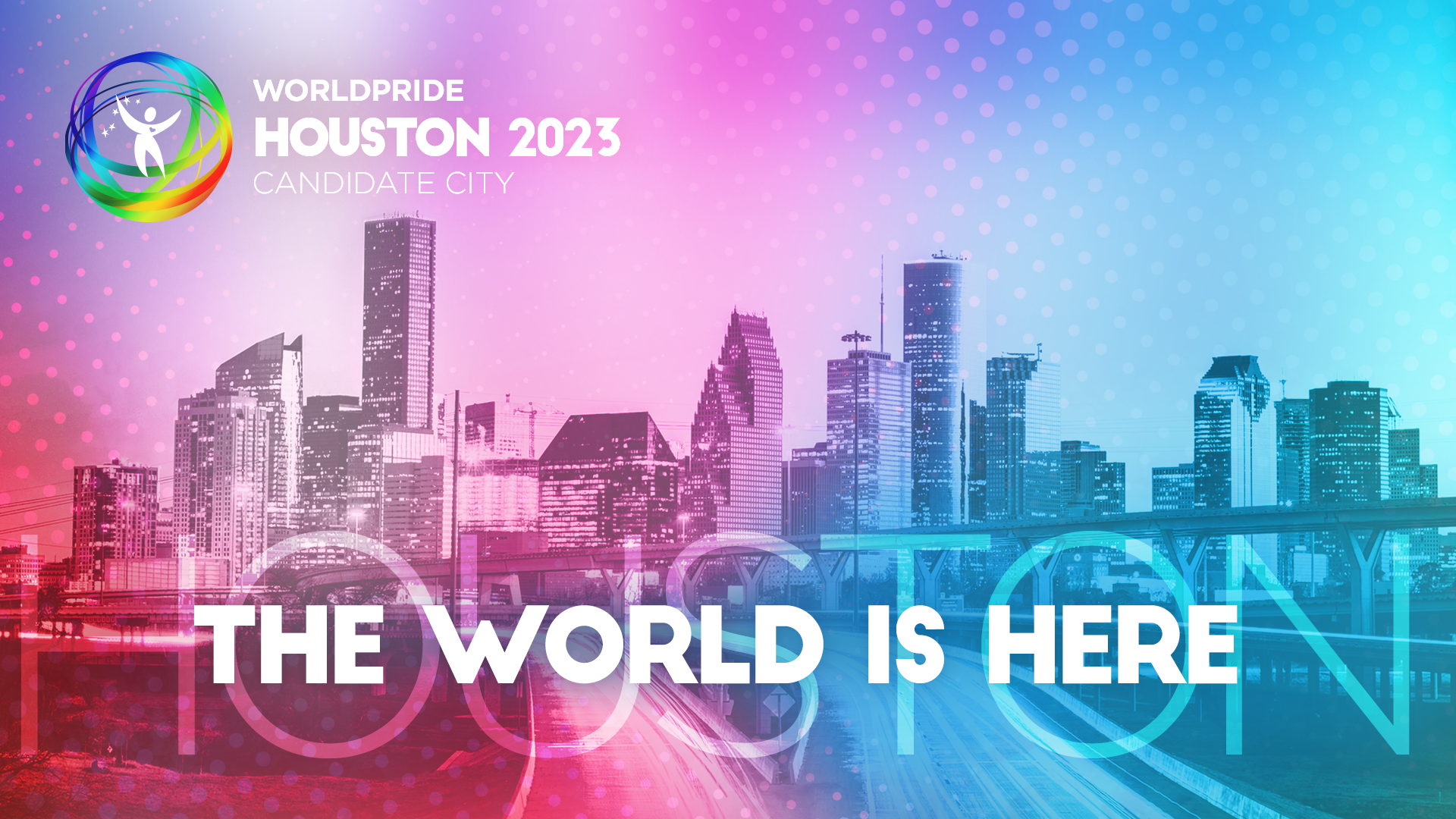 Image result for world pride 2023 houston